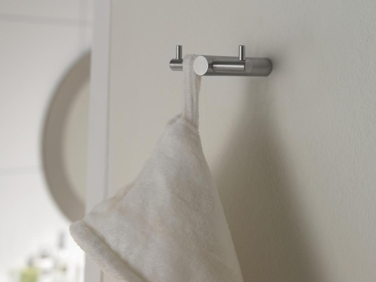 0035.763413 - Intersteel Handdoek-/kledinghaak roestvast staal